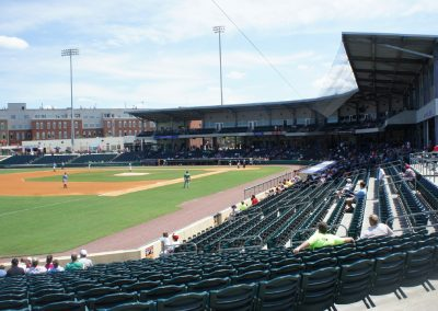 Bowling Green Ballpark Seating Area