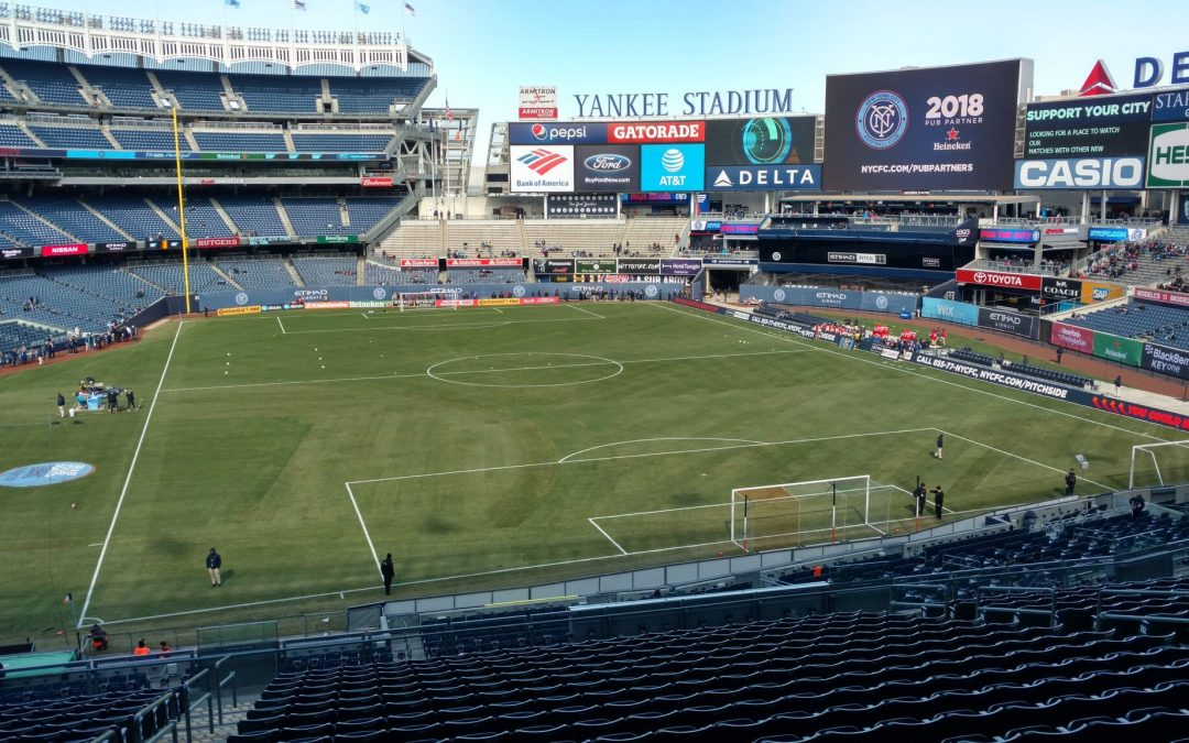 Yankee Stadium – New York City FC