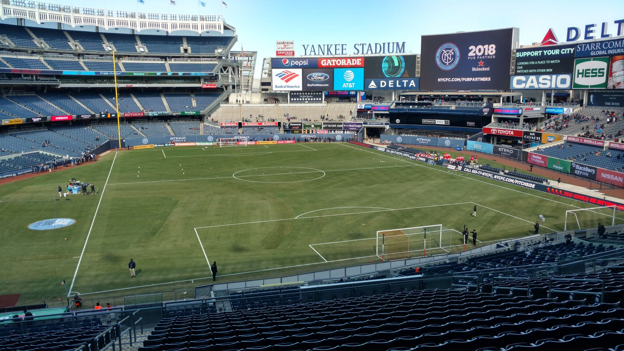 62c2be8dc7a29 Yankee Stadium NYCFC End Pitch View