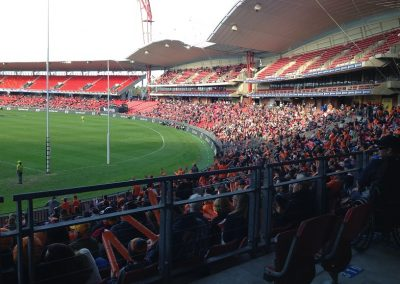 Spotless Stadium - Crowd at Southern End