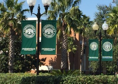 D. B. Milne Field, Welcome to Jacksonville University