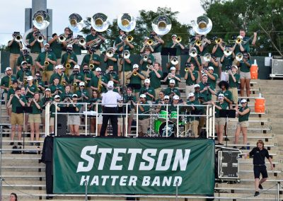 Spec Martin Memorial Stadium, Stetson Band