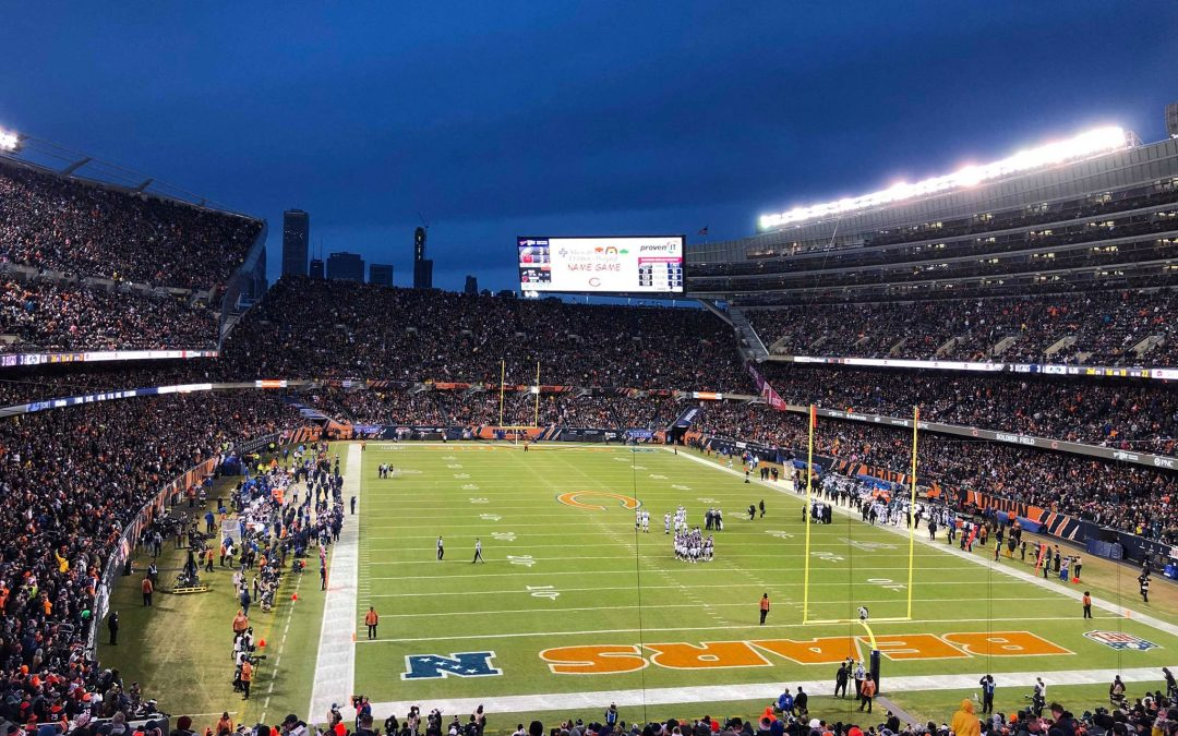 Soldier Field – Chicago Bears
