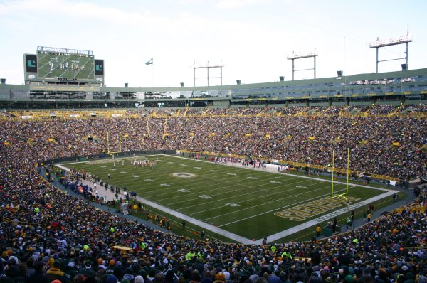 Lambeau Field Interior
