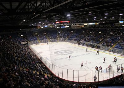 Santander Arena,  Home of the Reading Royals