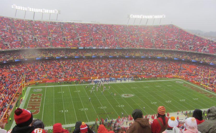 Arrowhead Stadium Interior