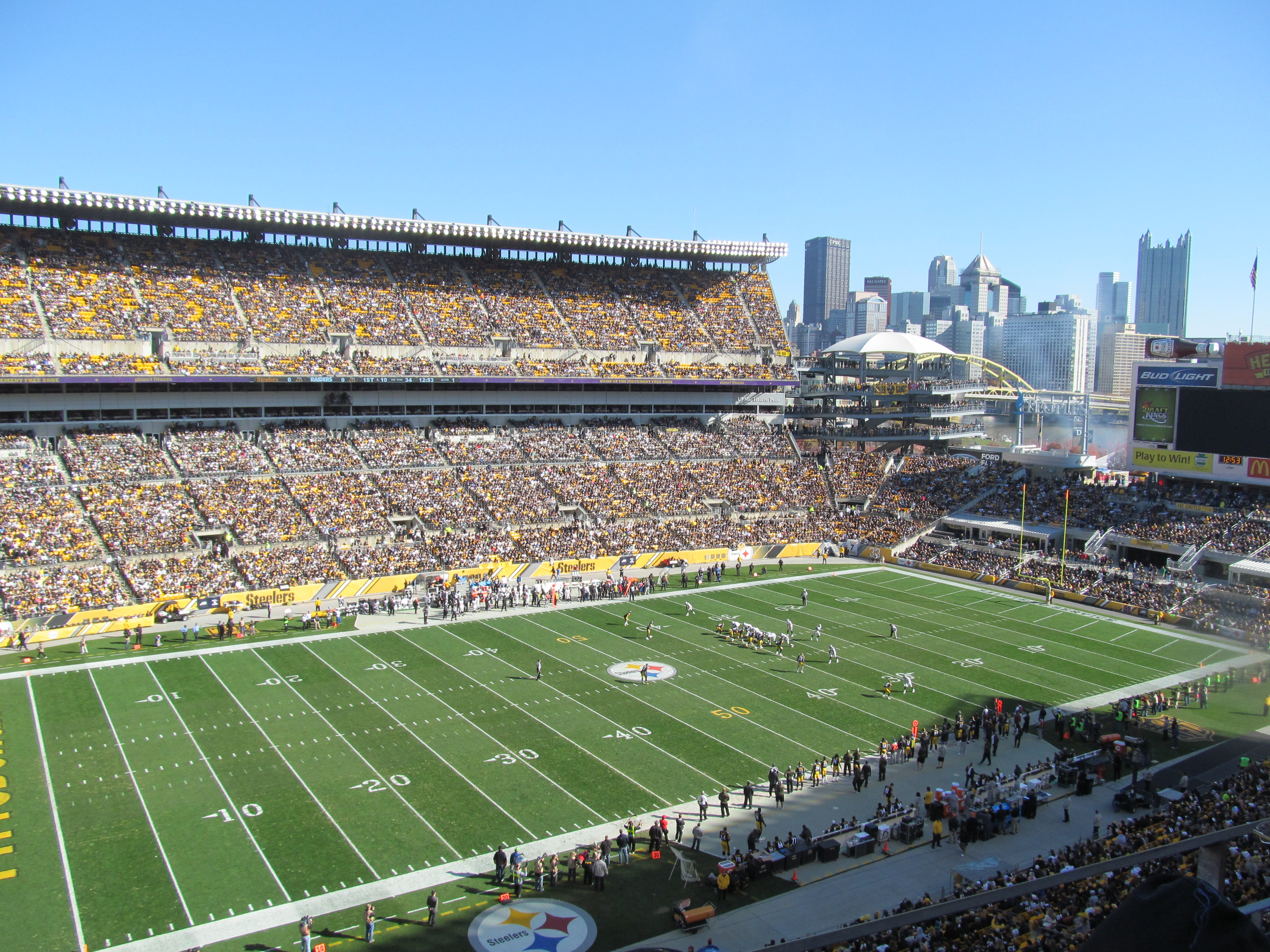 6ae4d1a33 Heinz Field – Pittsburgh Steelers