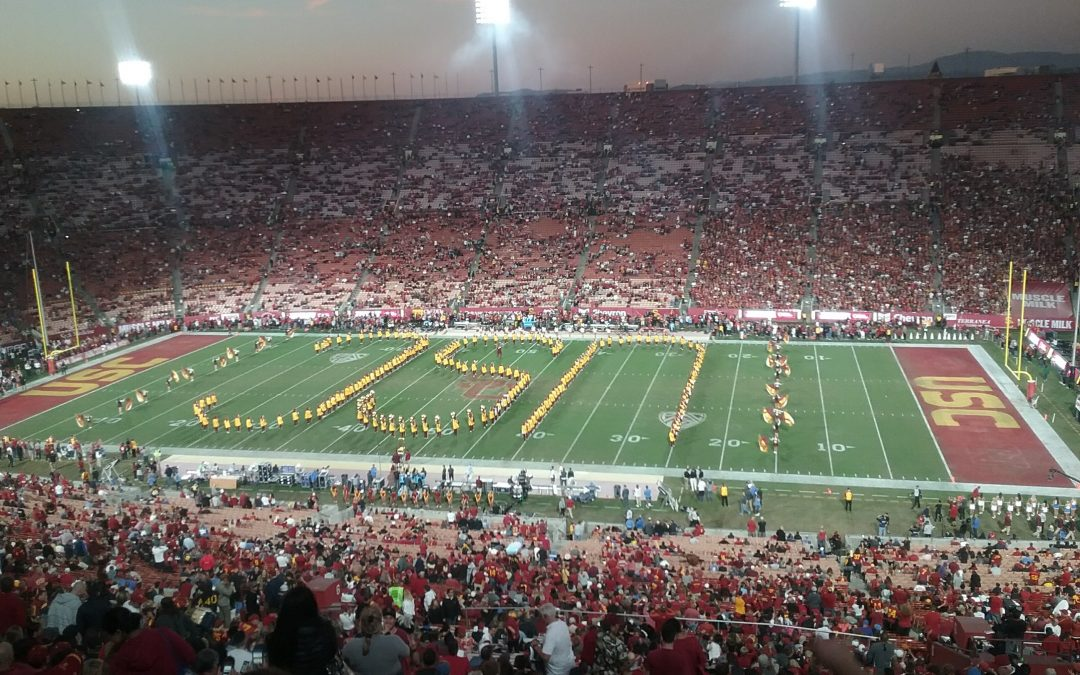 Los Angeles Memorial Coliseum – USC Trojans