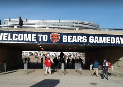 Soldier Field Game Day