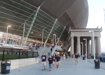 Soldier Field Upper Concourse