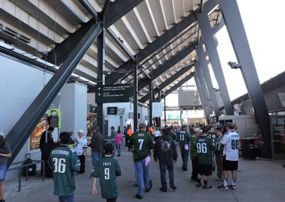 Lincoln Financial Field Concourse
