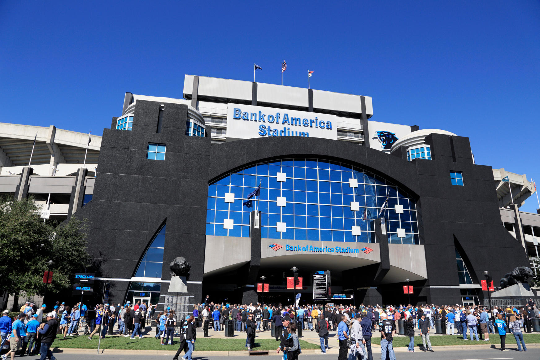 Bank of America Stadium – Carolina Panthers | Stadium Journey