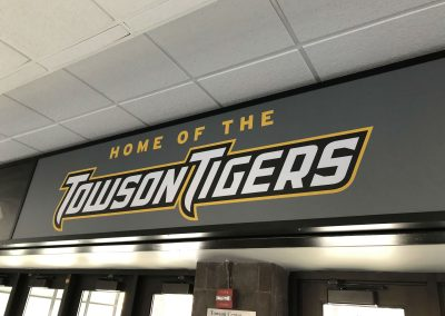 Johnny Unitas Stadium - Home Of The Towson Tigers