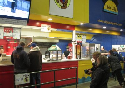 WesBanco Arena Concessions