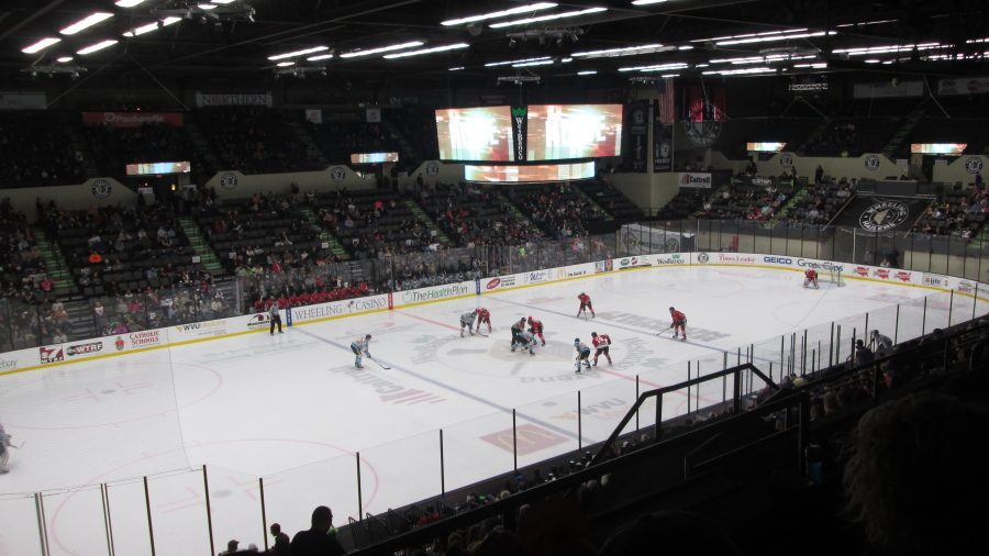Faceoff at WesBanco Arena