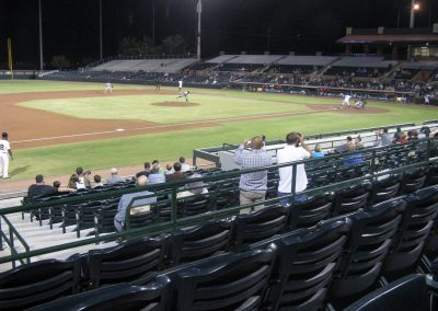 Scottsdale Stadium at Night