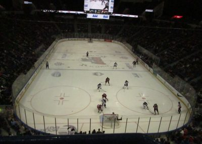 End View at XL Center