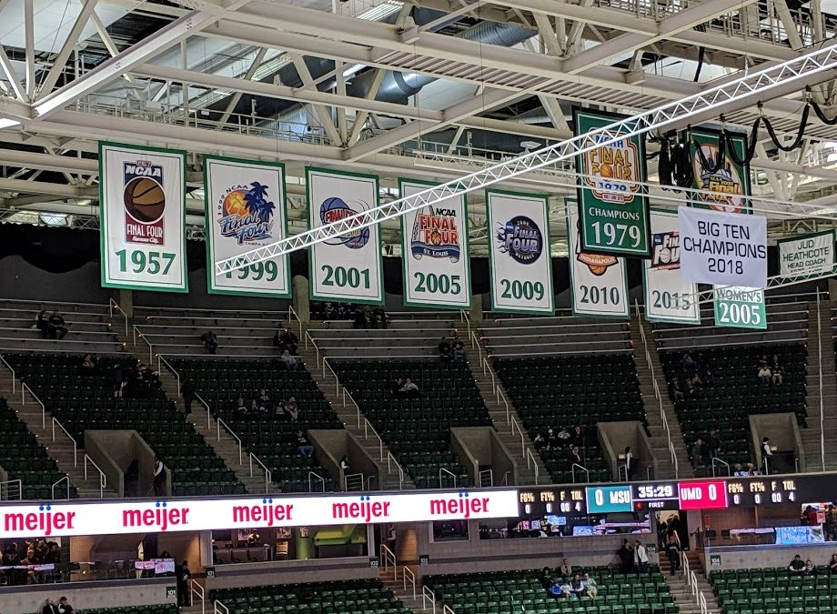 Breslin Center – Michigan State Spartans