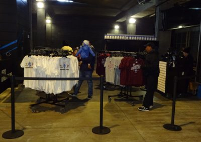 Belk Bowl at Bank of America Stadium, Team Gear Stand