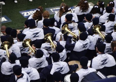 InfoCision Stadium, Akron Zips Marching Band 'Ohio's Pride'