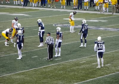 InfoCision Stadium, Akron Zips in Action