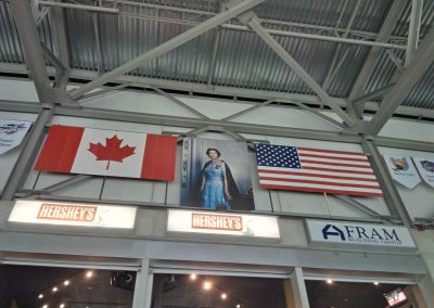 Queen Elizabeth Picture at Hershey Centre