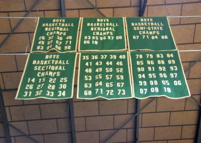 NC Fieldhouse Banners