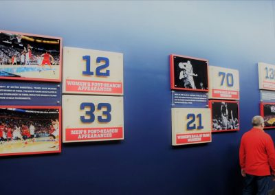UD Arena History Photos