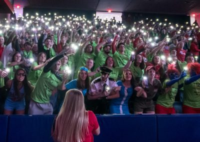 UD Arena Red Scare