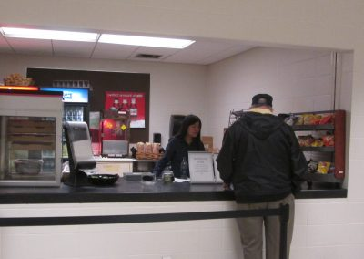 Chace Athletic Center Concessions