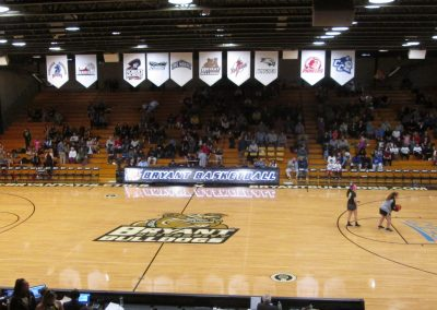 Chace Athletic Center Interior
