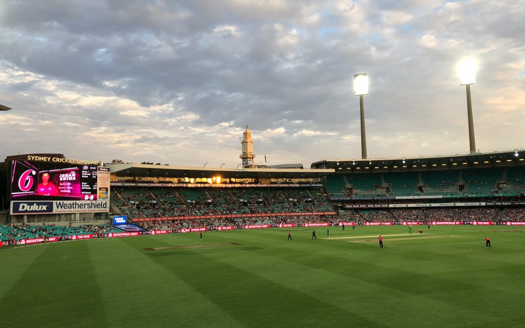 Sydney Cricket Ground – Sydney Sixers