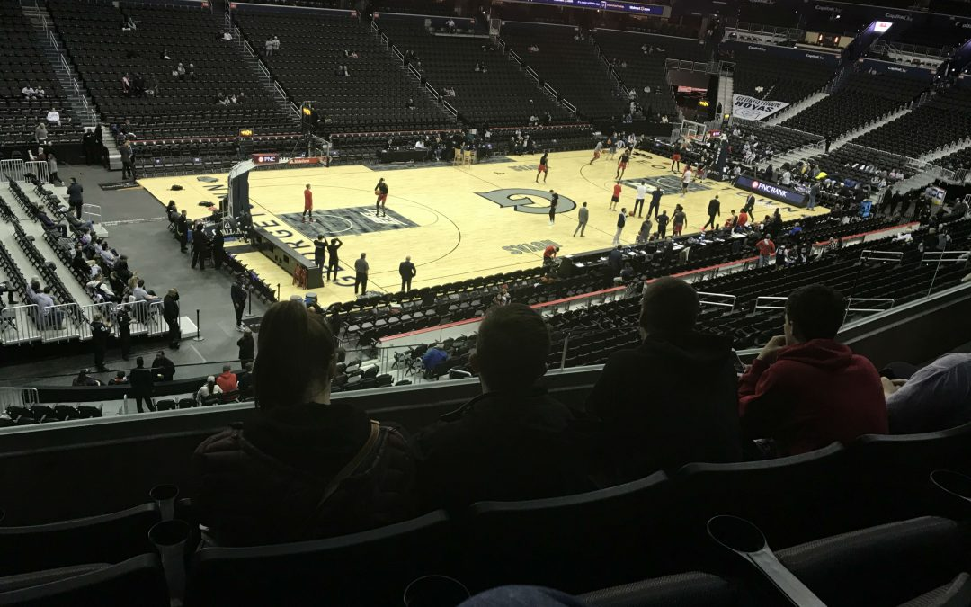Capital One Arena – Georgetown Hoyas