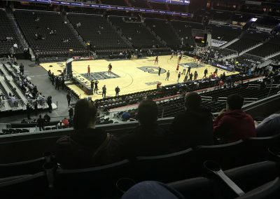 View from Club Level