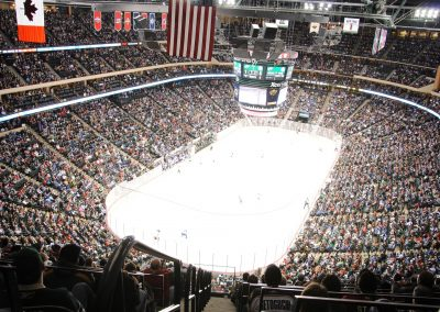 Packed House at Xcel Energy Center
