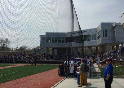 Rocky and Berenice Miller Park Stands