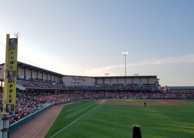 Haymarket Park - Home of the Nebraska Cornhuskers