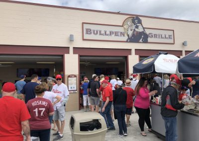 Spectrum Field - Concessions Stand