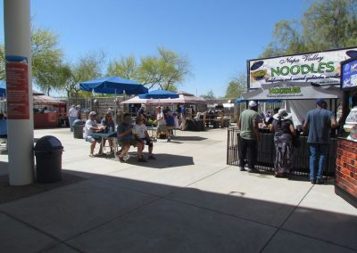 Maryvale Baseball Park - Home Plate Concessions