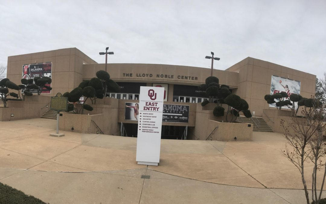 Lloyd Noble Center – Oklahoma Sooners