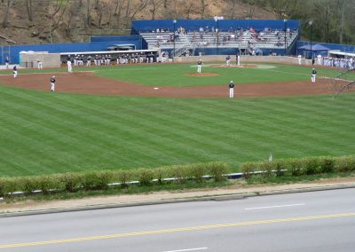 Hayden Field - View from Beyond Outfield