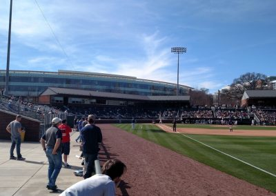 Russ Chandler Stadium - View from Right Field