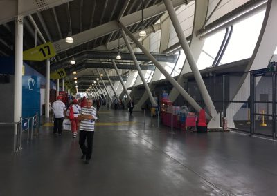 Cbus Super Stadium Concourse
