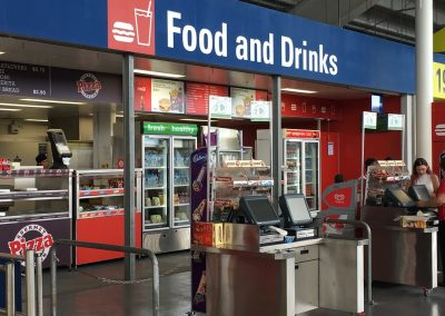 Cbus Super Stadium Concessions