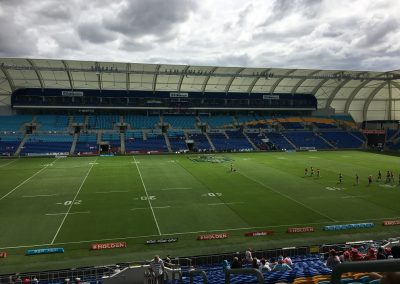 Cbus Super Stadium Pitch