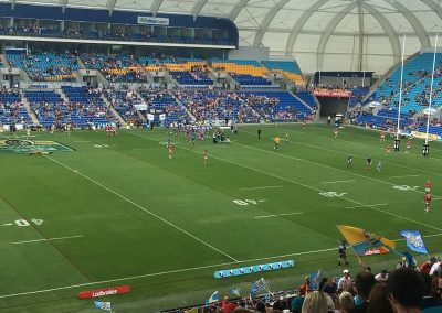 Cbus Super Stadium - Gold Coast Titans