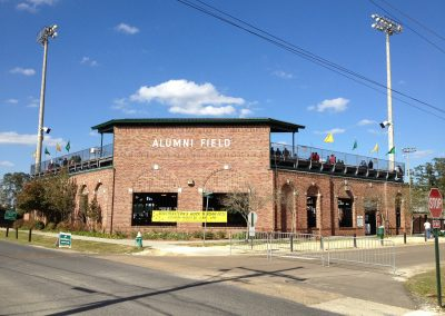 Pat Kenelly Diamond at Alumni Field Exterior