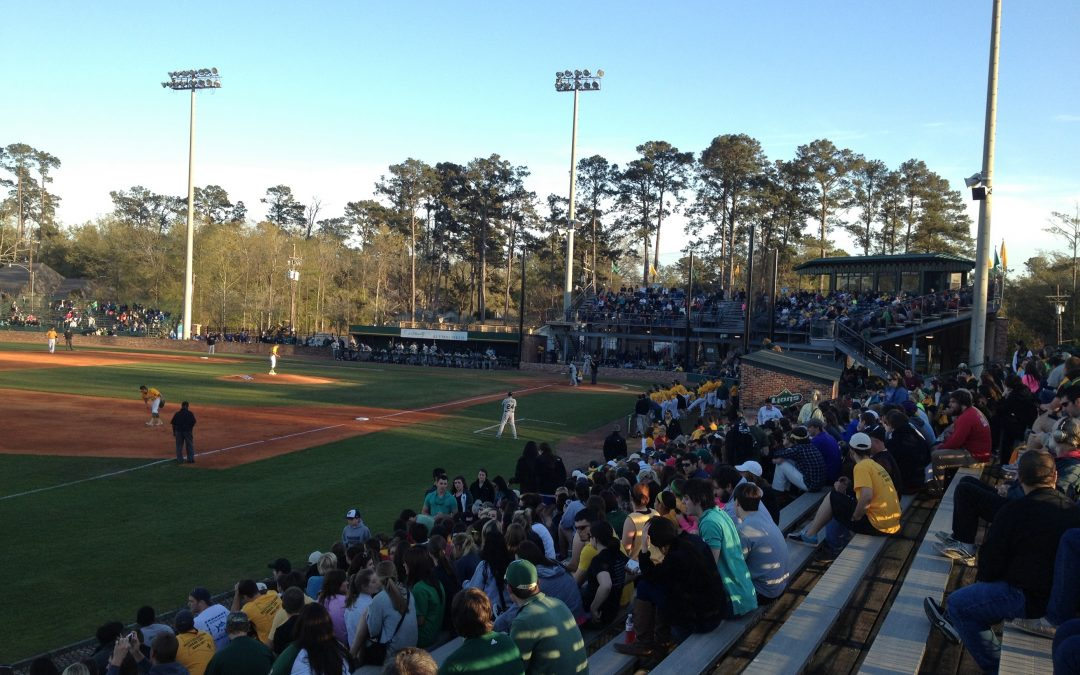 Pat Kenelly Diamond at Alumni Field – Southeastern Louisiana Lions