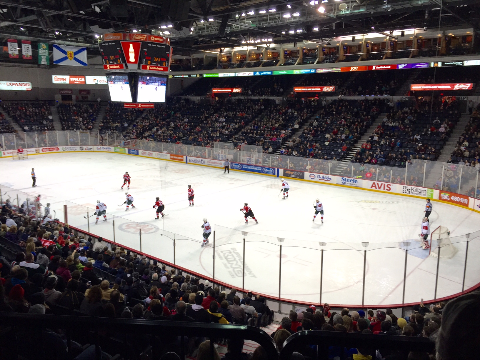 Scotiabank: Scotiabank Centre – Halifax Mooseheads