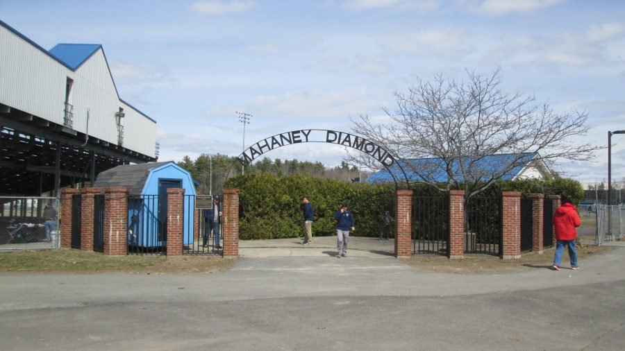 Mahaney Diamond Entrance
